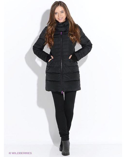 SNOWIMAGE | Женское Чёрное Пальто