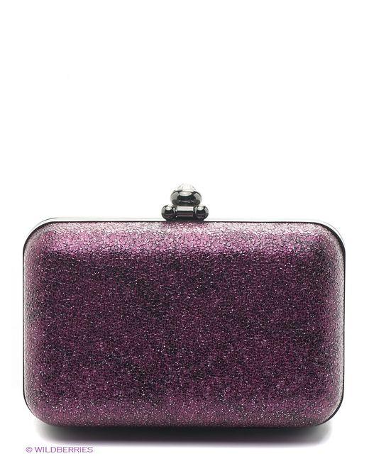 Модные истории | Женские Фиолетовые Клатчи