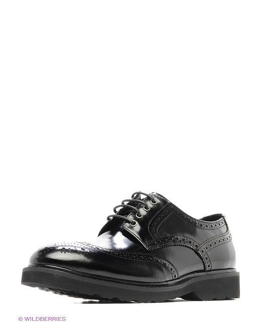 Vitacci   Мужские Чёрные Ботинки