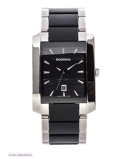 Rodania | Мужские Чёрные Часы