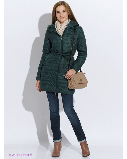 Baon   Женские Зелёные Куртки
