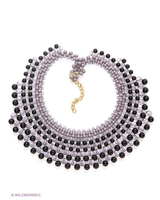 Royal Diamond | Женское Чёрное Колье