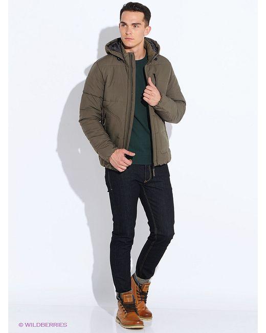 s.Oliver | Мужские Оливковые Куртки