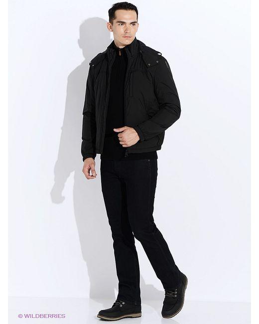 Geox   Мужские Чёрные Куртки