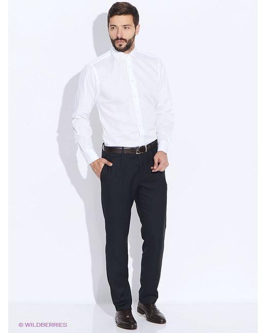 Conti Uomo   Мужские Белые Рубашки