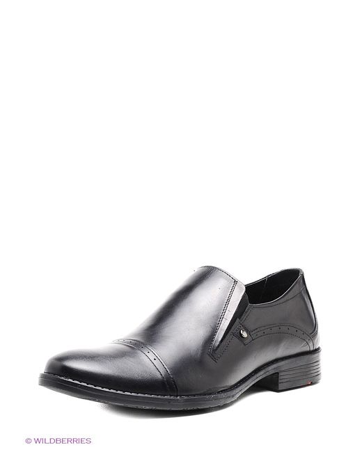 Walrus | Мужские Чёрные Ботинки
