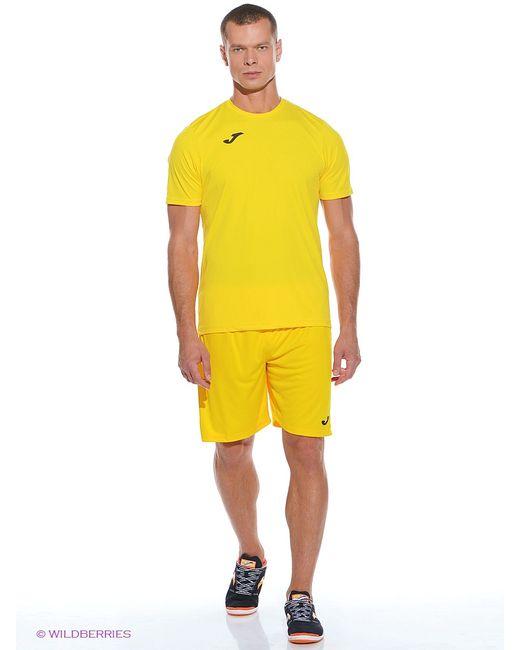 Joma | Мужские Жёлтые Футболки