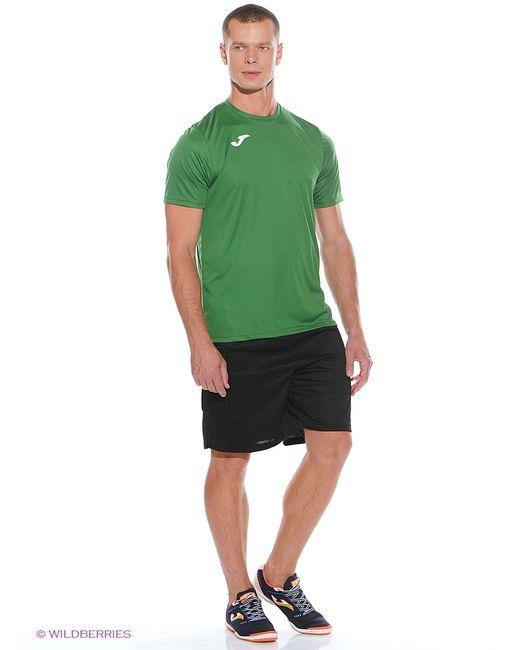 Joma   Мужские Зелёные Футболки