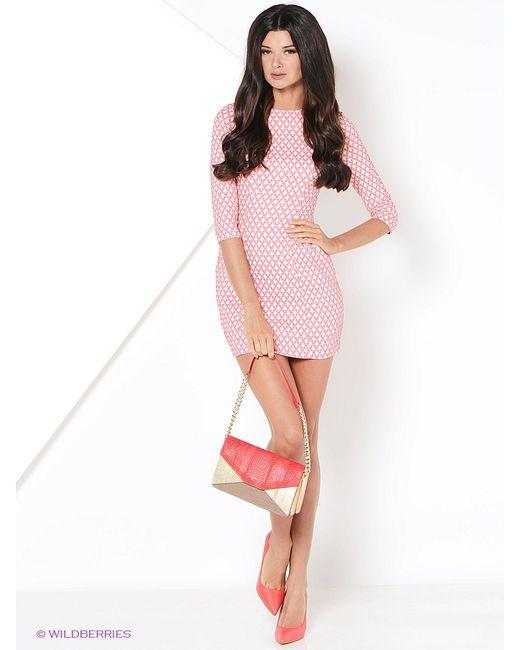 Bezko | Женские Розовые Платья