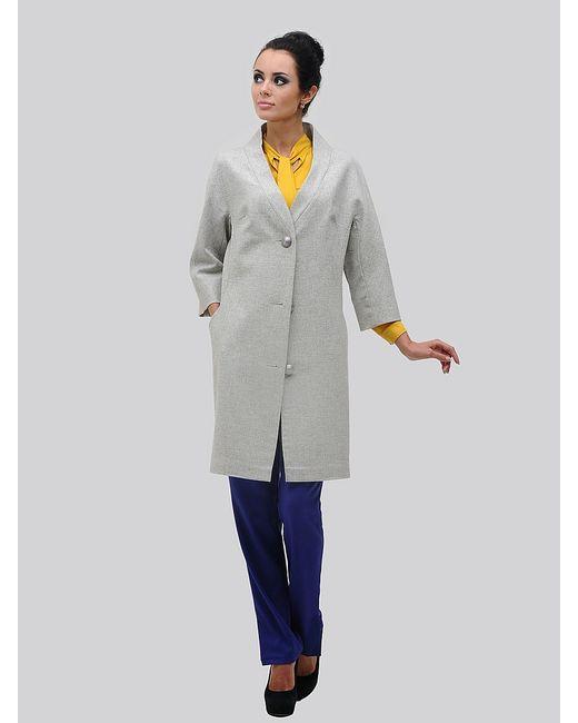 DuckyStyle | Женское Серое Пальто