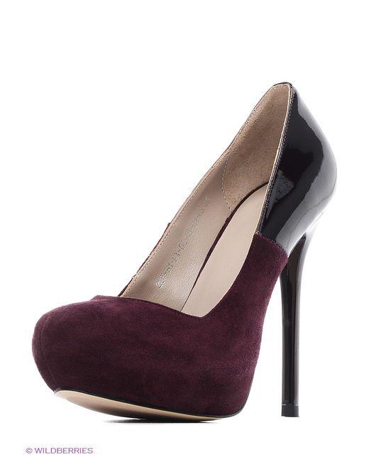 Calipso   Женские Красные Туфли
