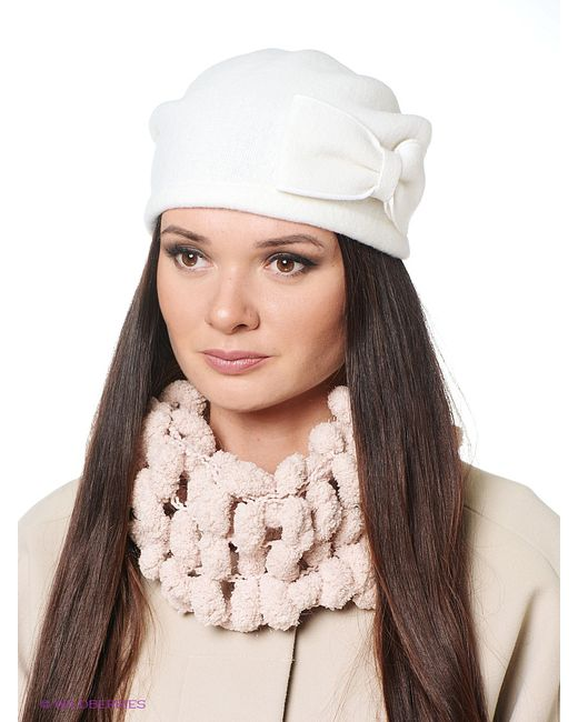 Ваша Шляпка   Женские Белые Шапки