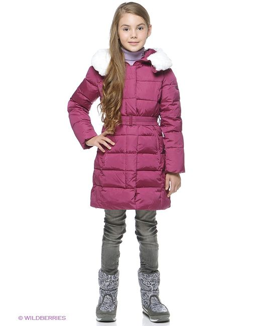 SNOWIMAGE   Красное Пальто