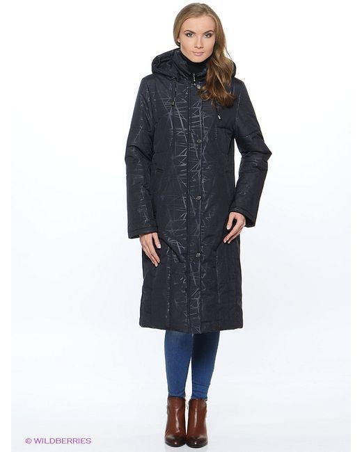 Maritta   Женское Синее Пальто