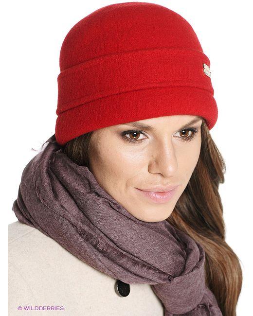 Avanta   Женские Красные Шляпы