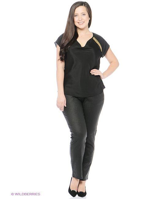 Oodji | Женские Чёрные Блузки