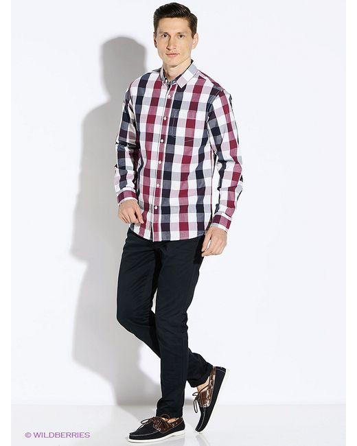 ТВОЕ | Мужские Красные Рубашки