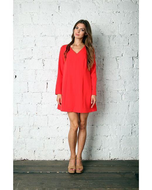 Fashion.Love.Story. | Женские Красные Платья
