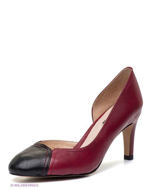 Gerzedo | Женские Чёрные Туфли