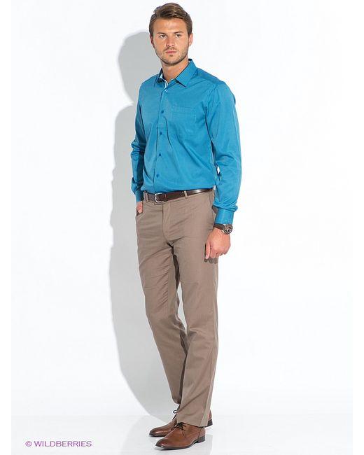 Favourite | Мужские Бирюзовые Рубашки