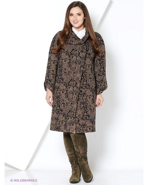 Electrastyle   Женское Чёрное Пальто