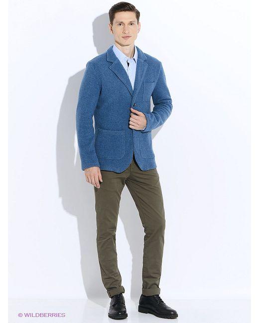 Пряник | Мужские Голубы Пиджаки