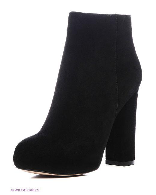 Calipso | Женские Чёрные Ботинки