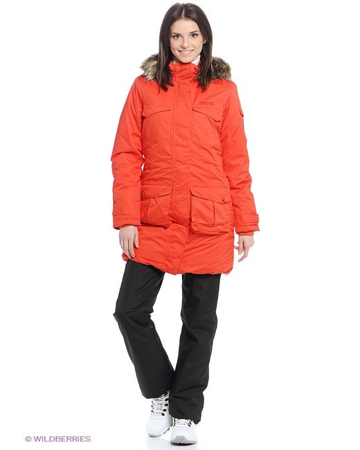 REGATTA | Женские Красные Куртки