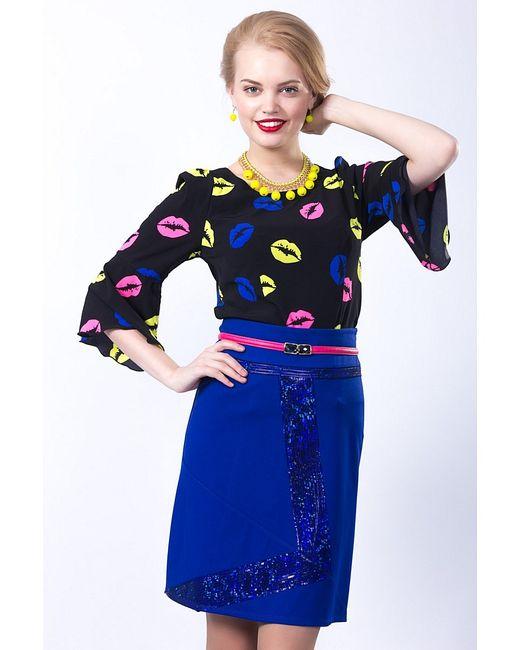 Wisell | Женские Синие Комплекты Одежды