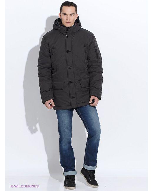 s.Oliver | Мужские Антрацитовые Куртки