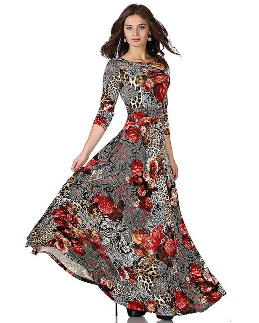 Olivegrey | Женские Красные Платья