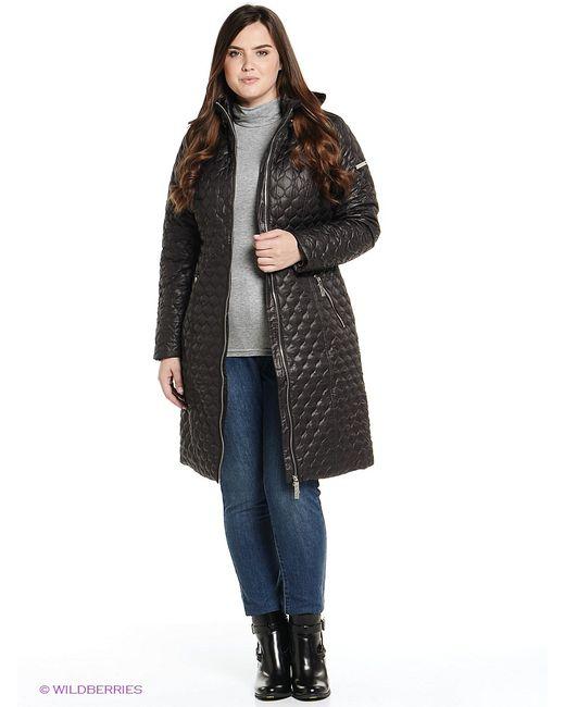 Finn Flare   Женское Коричневое Пальто