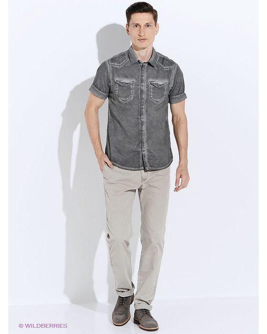 GARCIA | Мужские Серые Рубашки