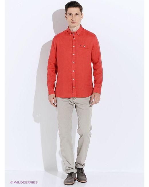 Men of all nations | Мужские Красные Рубашки