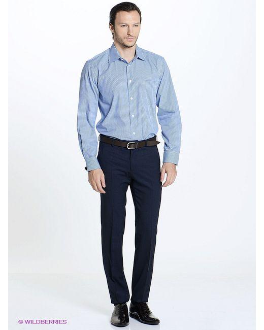 Conti Uomo | Мужские Голубы Рубашки
