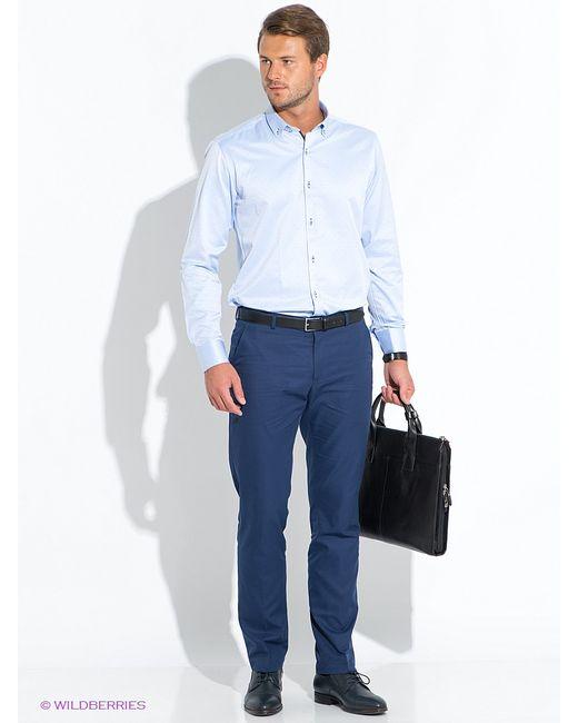 BAWER   Мужские Голубы Рубашки