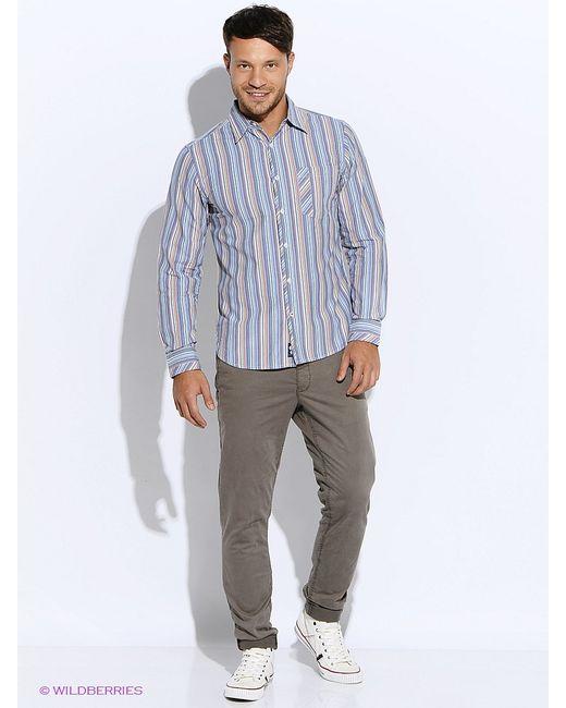 Mavango | Мужские Бежевые Рубашки