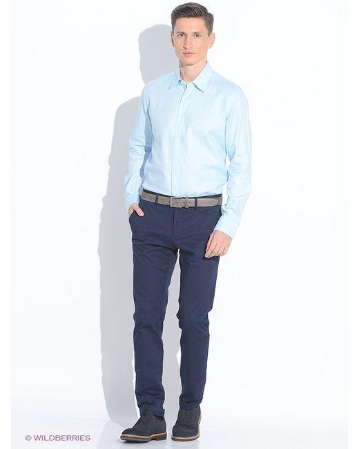 Incity | Мужские Голубы Рубашки