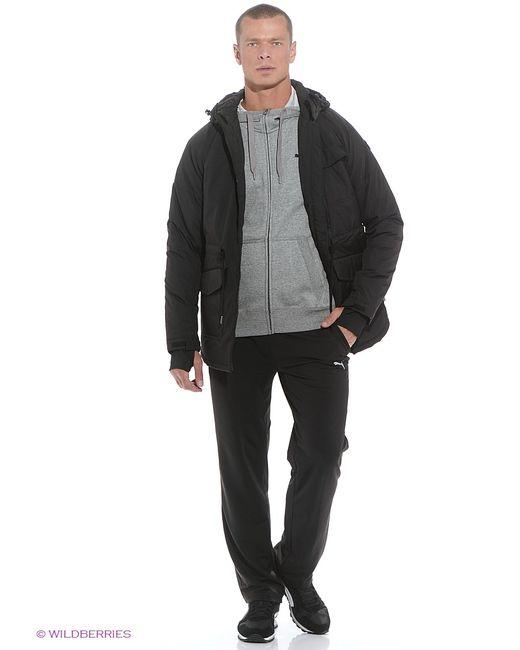 Puma | Мужские Чёрные Куртки