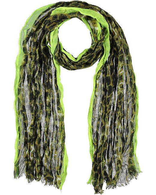 Passigatti | Женские Зелёные Шарфы