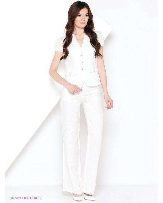 L-design | Женские Белые Жакеты
