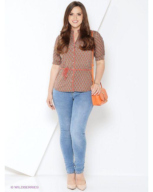Milana Style | Женские Бежевые Блузки