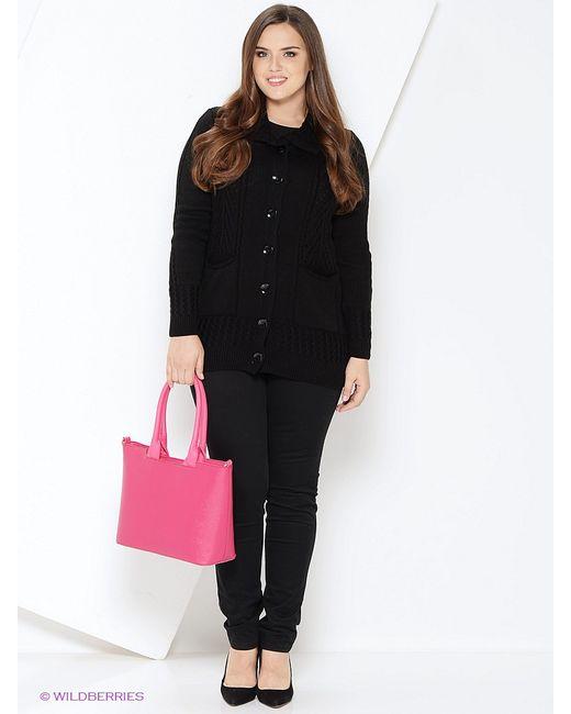 Milana Style   Женские Чёрные Жакеты