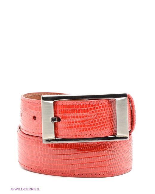 Pan American leather   Женские Красные Ремни