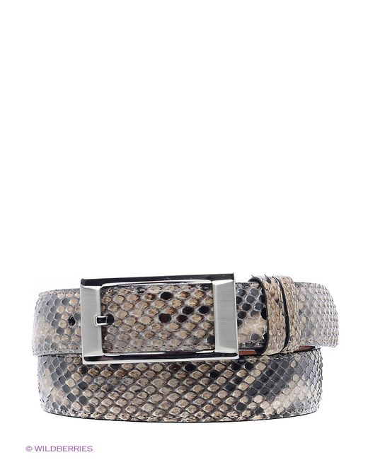 Pan American leather   Женские Серые Ремни