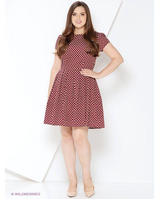 Milana Style | Женские Красные Платья