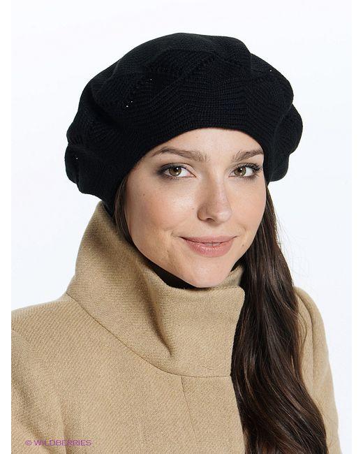 Ваша Шляпка | Женские Чёрные Береты
