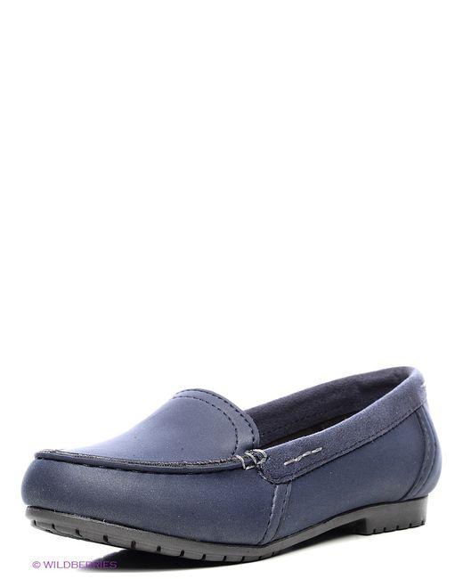 Crocs   Мужские Синие Мокасины