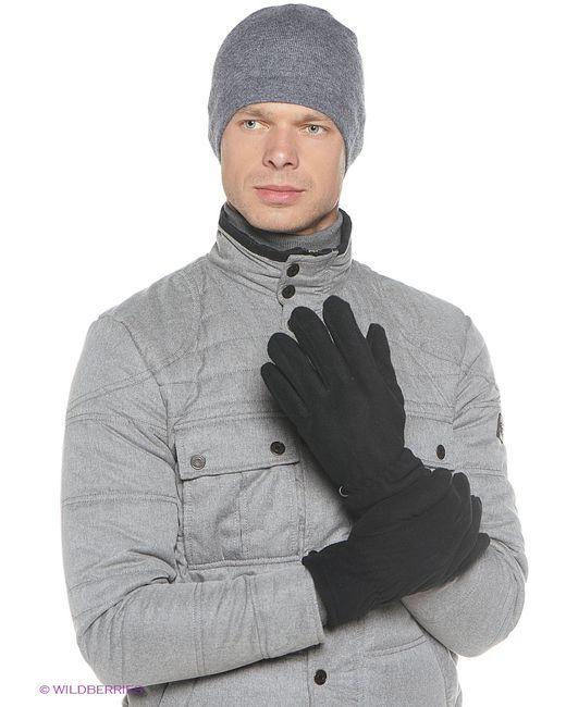 Sela   Мужские Чёрные Перчатки