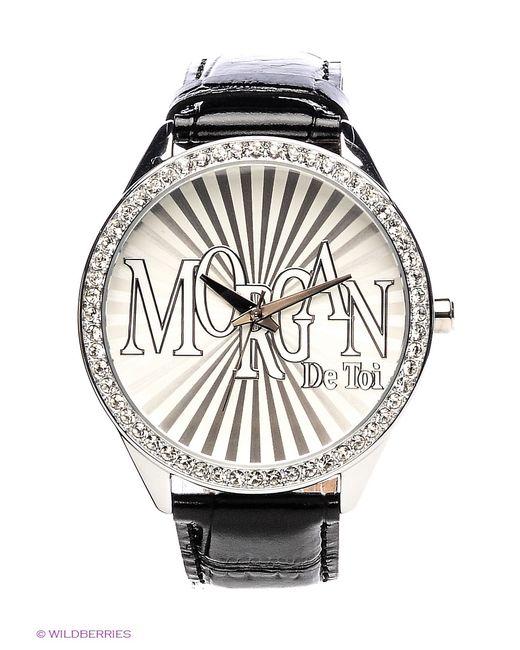 Morgan | Женские Антрацитовые Часы